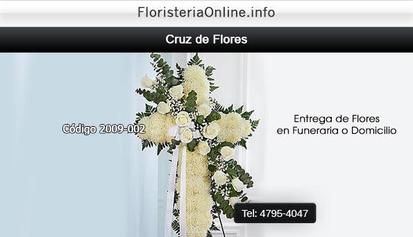 Floristería Online en Guatemala - Flores para Funerales