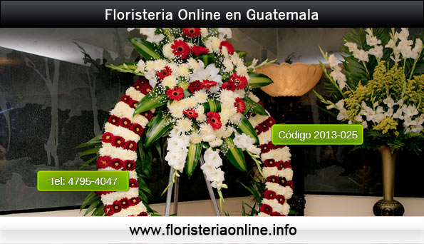 Coronas de Flores en Guatemala