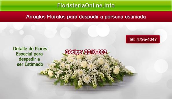 Flores bellas para ataúd en Guatemala