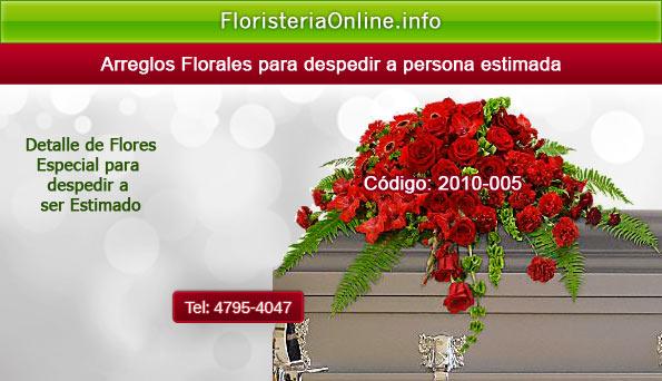 Flores para Ataúd en Guatemala