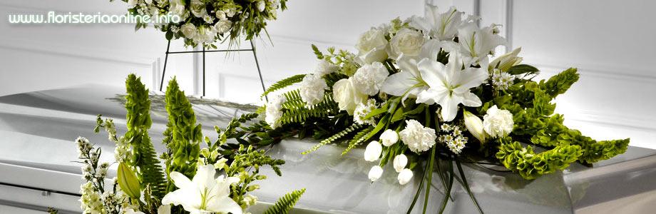 Envió de flores a funeraria