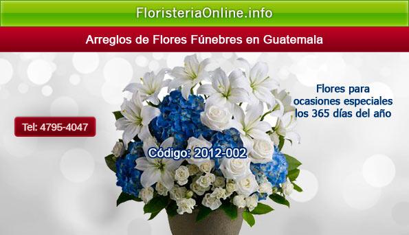 Arreglo de flores fúnebre para capilla funeraria