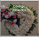 corazon de flores bellas