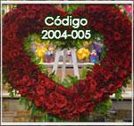 corazon de rosas rojas en guatemala