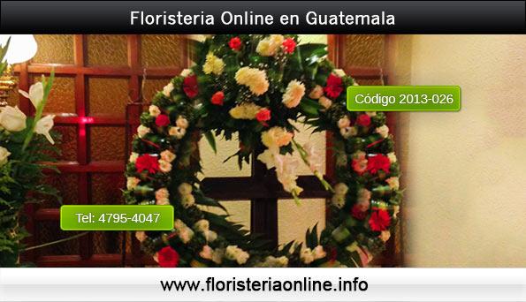 coronas de flores para enviar a funerarias