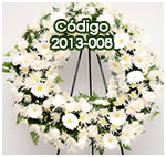 Envío de flores a Guatemala para funeral