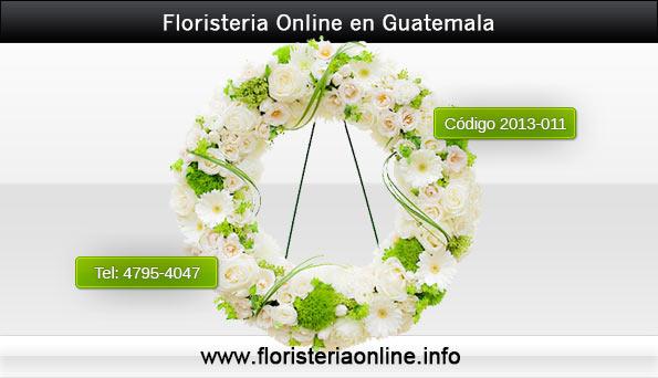 Coronas Fúnebres en Guatemala