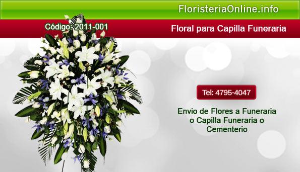 Flores para funerales en Guatemala