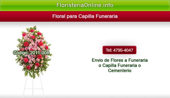 Arreglos bellos para funeral en Guatemala