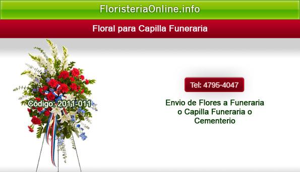 Flores bellas para entierros en Guatemala