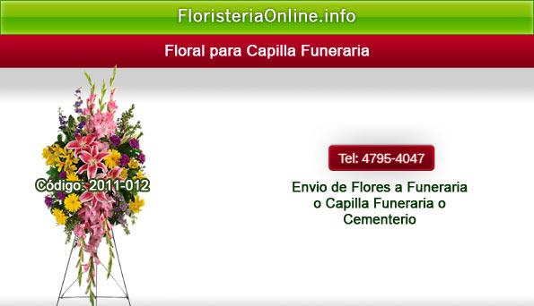 Flores para funerarias en Guatemala