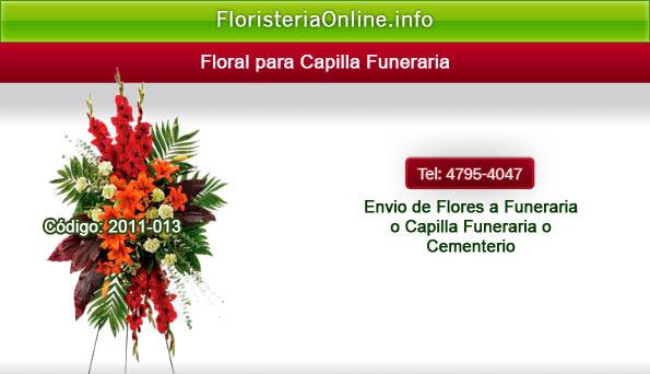 Florales para funeral en Guatemala