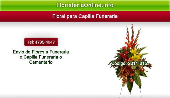 Florales en Guatemala: envió de flores fúnebres