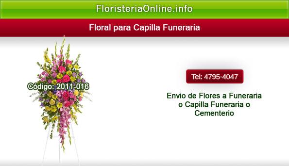 Floristería Online: arreglos de luto en Guatemala