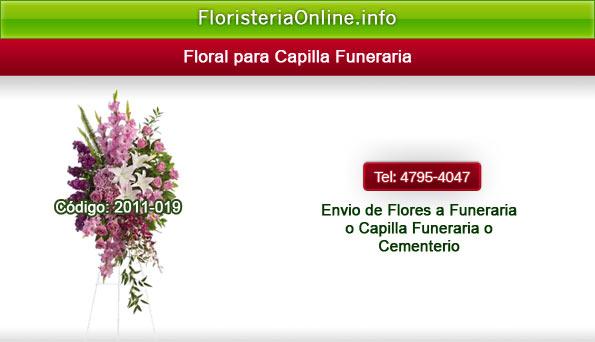 Arreglos con flores en Guatemala de luto para funeral