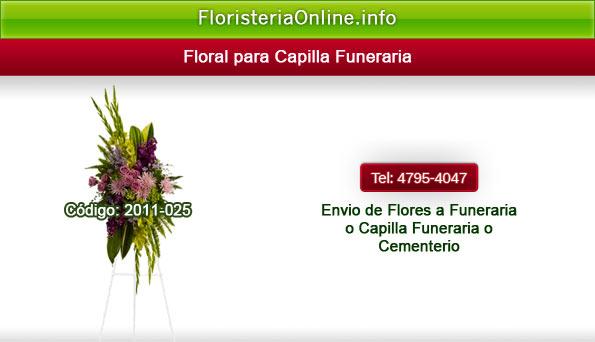 Flores de luto para cementerios