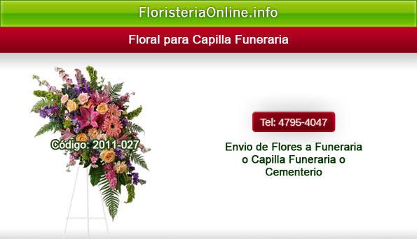 Arreglos florales para funerales en Guatemala