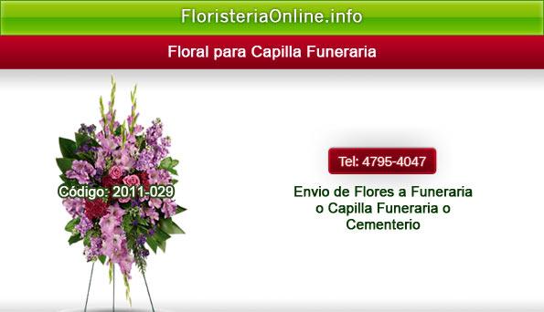 Floristerías en Guatemala: flores de pésame
