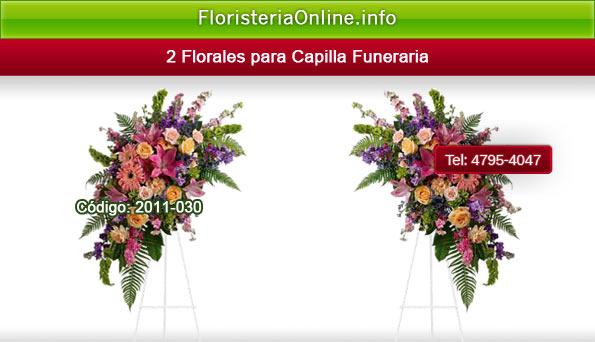 Floristería Online de madrugada y de día: flores de luto en Guatemala