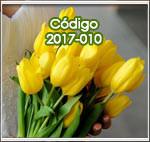 ramos de novia de tulipanes amarillos en guatemala