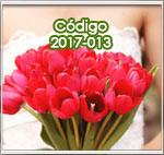 ramos para novias con tulipanes rojos en guatemala