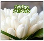 ramos para novias con tulipanes blancos