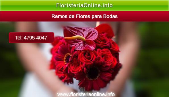 Ramos de flores para bodas en Guatemala